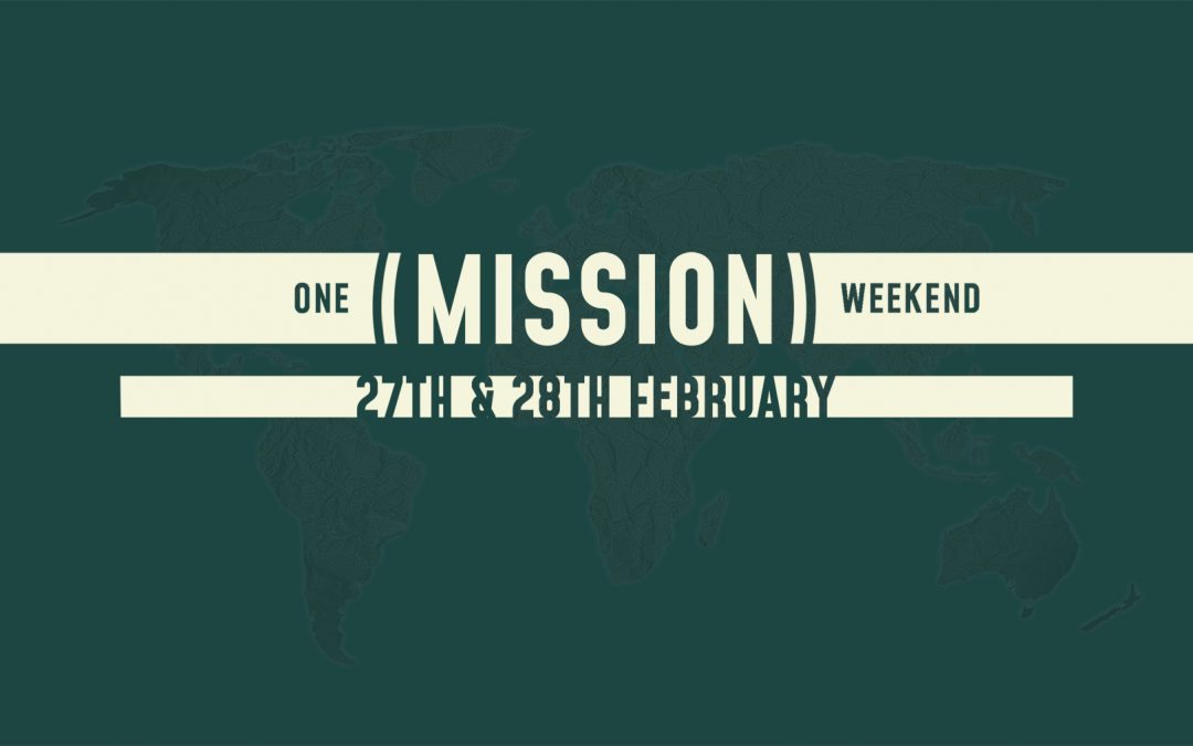 One Mission Weekend